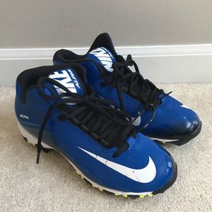 NWT's Nike Alpha Shark2 Football Cleats